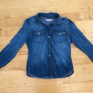 Juicy Couture Denim Shirt/Jacket